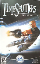 TimeSplitters Official Strategy Guide Book