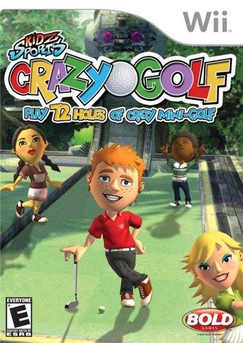 Kidz Sports: Crazy Mini Golf