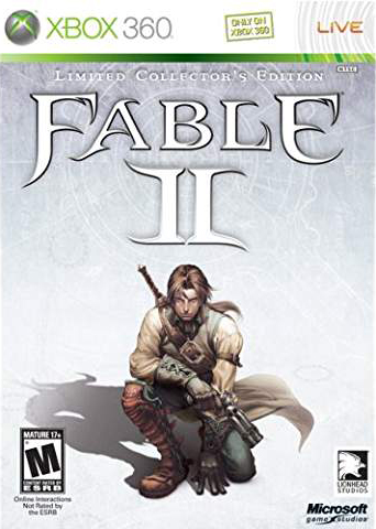 Fable II Limited Edition