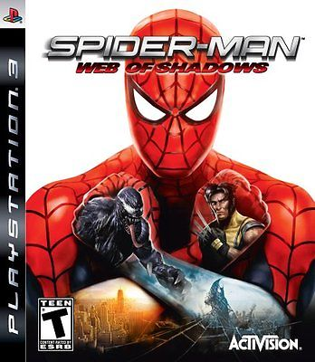 Spider Man: Web of Shadows
