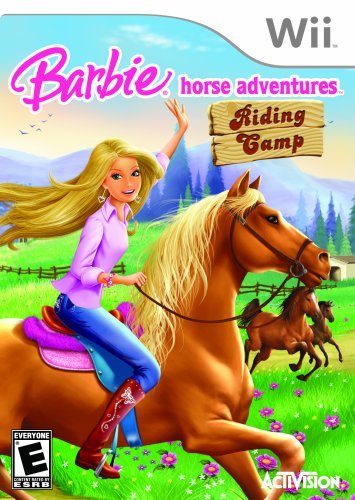 Barbie Horse Adventure: Riding Camp