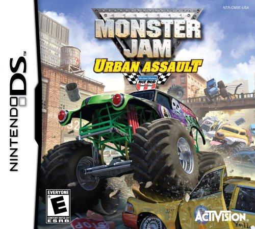 Monster Jam 2: Urban Assault