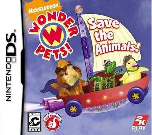 Wonder Pets!: Save The Animals!