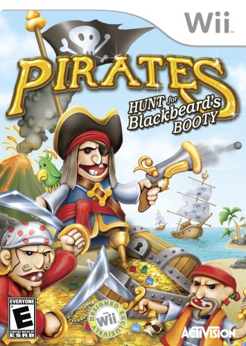 Pirates Quest: Hunt for Blackbeard's Booty