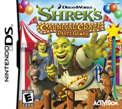 Shreks Carnival Craze