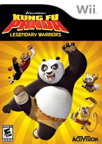 Kung Fu Panda: Legendary Warriors