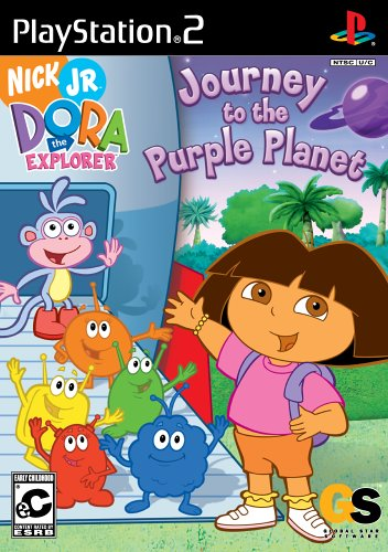 Dora The Explorer: Journey to the Purple Planet