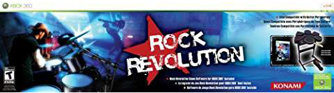 Rock Revolution with Drum Kit