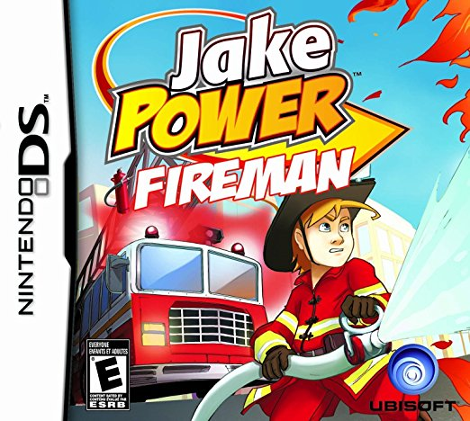 Jake Power Fireman