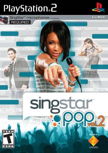 playstation 2 singstar