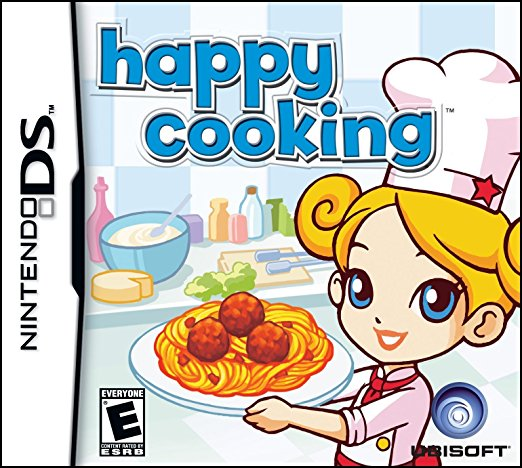 Happy Cooking