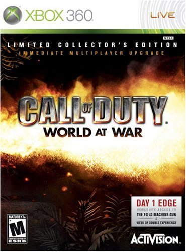 Call Of Duty: World At War Collector's Edition