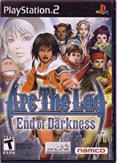 Arc The Lad: End of Darkness Official Strategy Guide Book