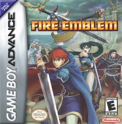 Fire Emblem Official Strategy Guide Book