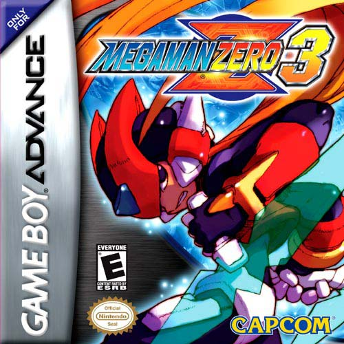 Mega Man Zero 3 Official Strategy Guide