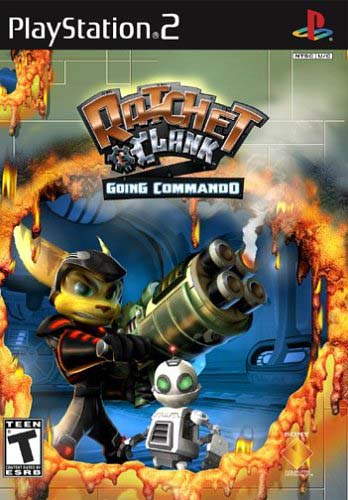 Ratchet & Clank 2: Going Commando Official Strategy Guide Book