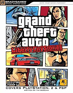 Grand Theft Auto: Vice City Stories Official Strategy Guide Book