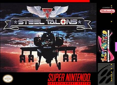 Steel Talons
