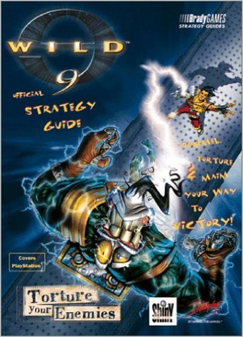 Wild 9 Official Strategy Guide Book