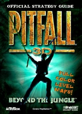 Pitfall 3D Official Strategy Guide Book