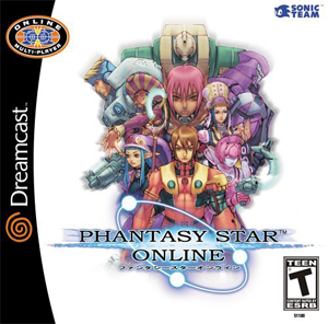 Phantasy Star Online Official Strategy Guide Book