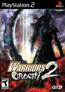 Warriors Orochi 2