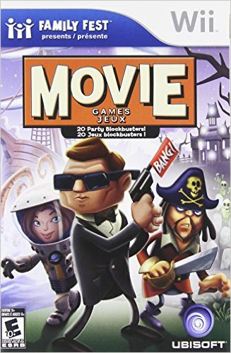 Family Fun Fest Presents: Movie Games