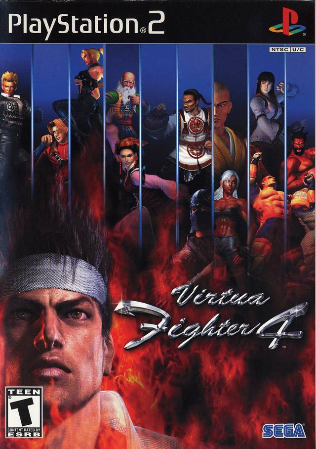Virtua Fighter 4 Official Strategy Guide Book