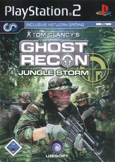Ghost Recon: Jungle Storm Official Strategy Guide