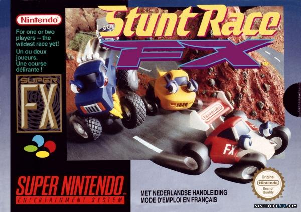 Stunt Race FX