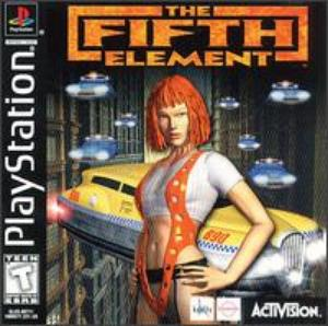 Fifth Element, The Official Strategy Guide