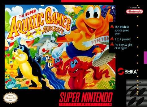 Super Aquatic Games Starring the Aquabats