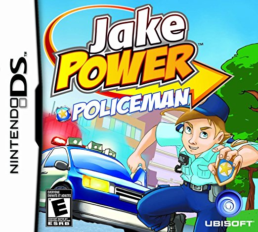 Jake Power Policeman