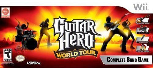 Guitar Hero World Tour Band Bundle