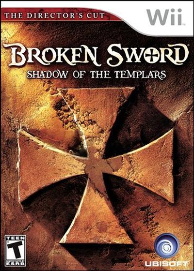Broken Sword Shadow of the Templars