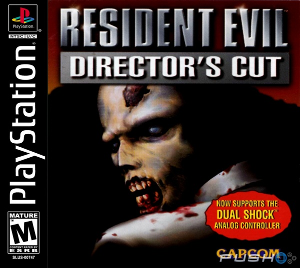 Resident Evil Director's Cut Unauthorized Strategy Guide Book