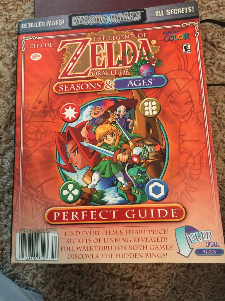 Super Mario Advance Official Strategy Guide Book