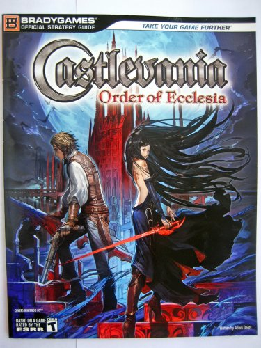 Castlevania: Order of Ecclesia Official Strategy Guide