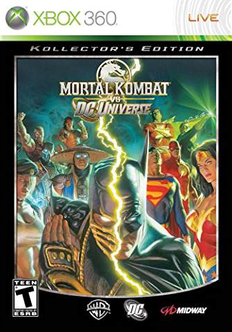 Mortal Kombat vs DC Universe Kollector's Edition