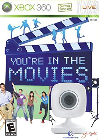 You're in the Movies with Camera