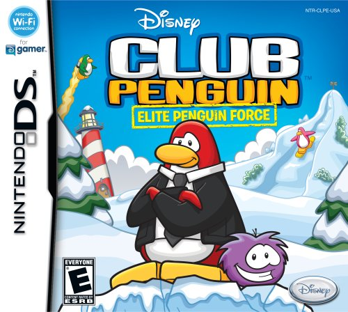 Club Penguin Elite Penguin Force
