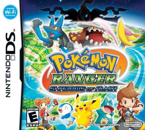 Pokemon Ranger Shadows of Almia