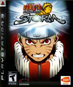 Naruto Ultimate Ninja Storm Limited Edition