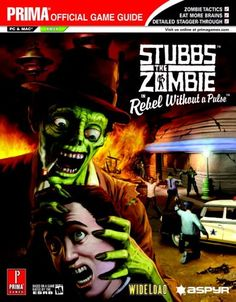 Stubbs the Zombie in Rebel Without a Pulse Official Strategy Guide Book