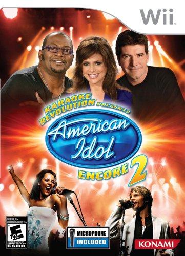 Karaoke Revolution: Presents American Idol Encore 2 with Microphone