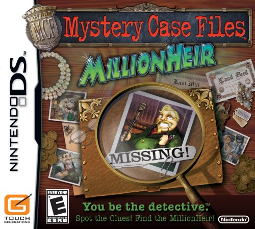 Mystery Case Files: MillionHeir