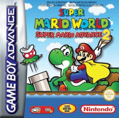 Super Mario Advance 2: Super Mario World Official Strategy Guide Book