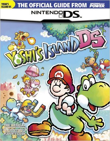 Yoshi's Island DS Official Strategy Guide Book