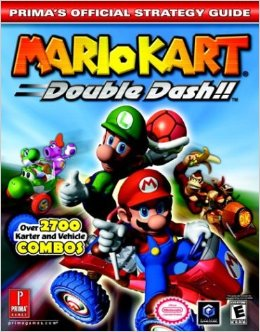 Mario Kart: Double Dash!! Official Strategy Guide Book