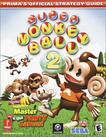 Super Monkey Ball 2: Official Strategy Guide